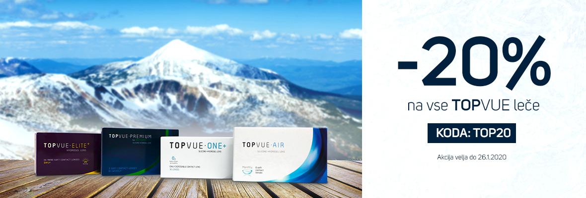 -20% na leče TopVue