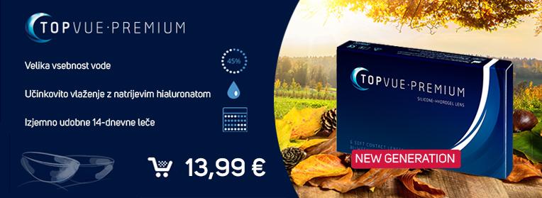 udobne dvotedenske leče TopVue Premium