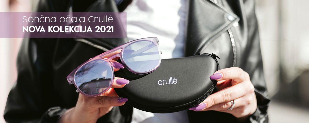 Nova kolekcija sončnih očal Crulle