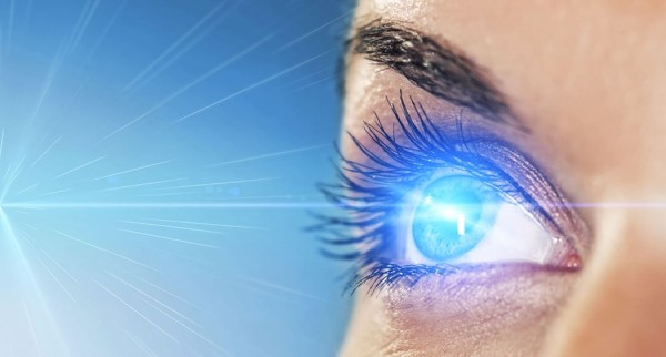 kontaktne leče z UV zaščito