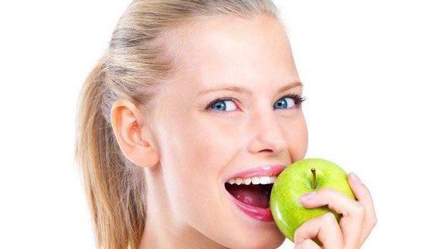 zdrav vid– sadje