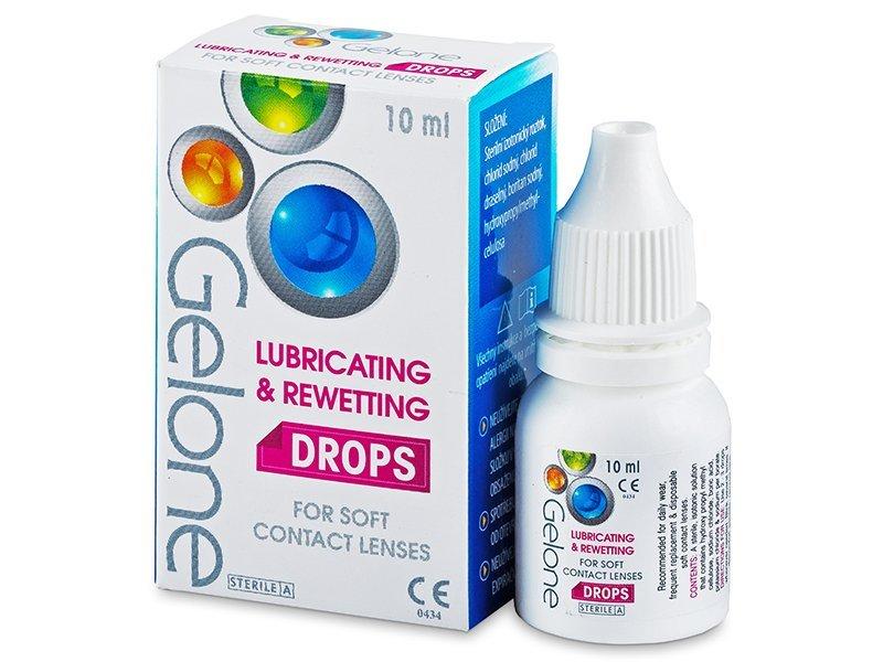 Gelone Drops 10ml  - Kapljice za oči