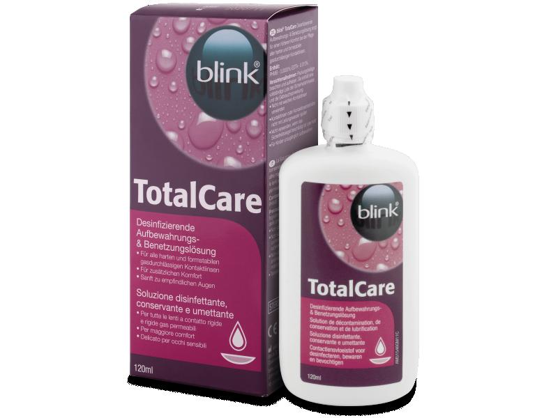 Tekočina za čiščenje - Tekočina blink TotalCare 120ml