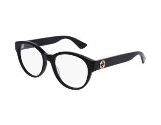 Okvirji za očala - Oval / Elipse - Gucci GG0039O-001