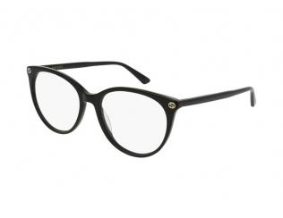 Oval / Elipse okvirji za očala - Gucci GG0093O-001