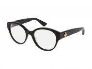 Okrogla okvirji za očala - Gucci GG0099O-001
