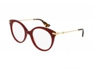 Okrogla okvirji za očala - Gucci GG0109O-006