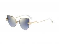 Fendi sončna očala - Fendi FF 0242/S 000/FQ