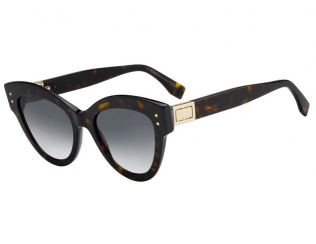 Fendi sončna očala - Fendi FF 0266/S 086/9O