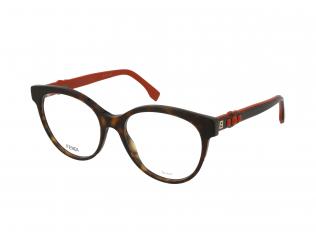 Panto okvirji za očala - Fendi FF 0275 086