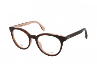 Panto okvirji za očala - Fendi FF 0159 TLK