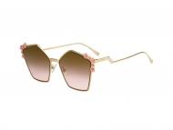 Fendi sončna očala - Fendi FF 0261/S 000/53