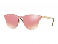 Sončna očala - Ray-Ban BLAZE Clubmaster RB3576N 043/E4