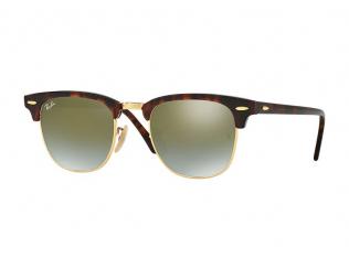 Browline sončna očala - Ray-Ban CLUBMASTER RB3016 - 990/9J