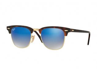 Browline sončna očala - Ray-Ban CLUBMASTER FLASH LENSES RB3016 990/7Q