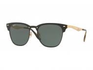 Browline sončna očala - Ray-Ban BLAZE CLUBMASTER RB3576N 043/71