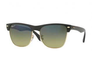 Browline sončna očala - Ray-Ban Clubmaster Oversized Classis RB4175 877/76