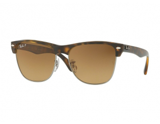 Browline sončna očala - Ray-Ban Clubmaster Oversized Classis RB4175 878/M2