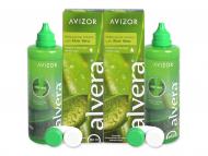 Paketi tekočin za kontaktne leče - Tekočina Alvera 2 x 350 ml