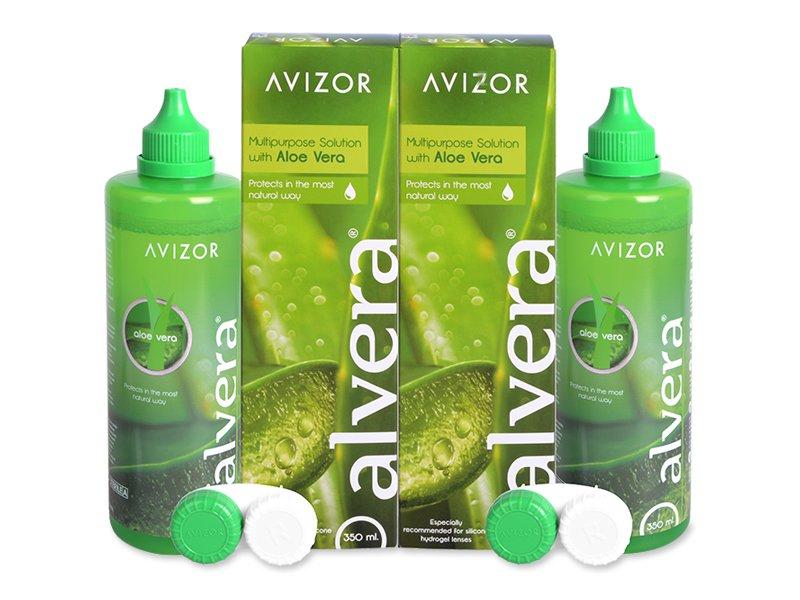 Ekonomično dvojno pakiranje tekočine - Tekočina Alvera 2 x 350 ml