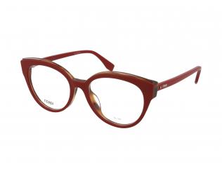 Panto okvirji za očala - Fendi FF 0280 C9A