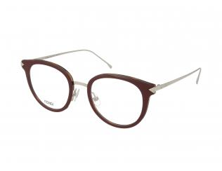 Panto okvirji za očala - Fendi FF 0166 V52