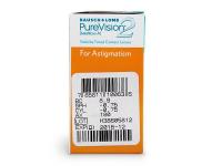PureVision 2 for Astigmatism (6leč) - Predogled lastnosti