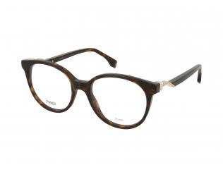 Panto okvirji za očala - Fendi FF 0202 086