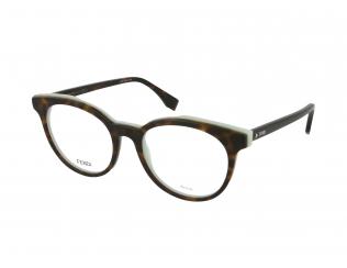 Cat Eye okvirji za očala - Fendi FF 0249 086