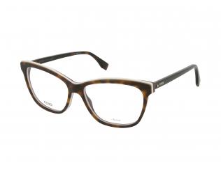 Cat Eye okvirji za očala - Fendi FF 0251 086