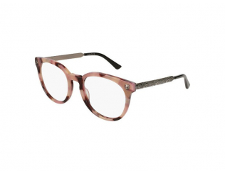 Okvirji za očala - Oval / Elipse - Gucci GG0219O-010