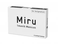 Mesečne kontaktne leče - Miru 1 Month Menicon for Astigmatism (6 leč)