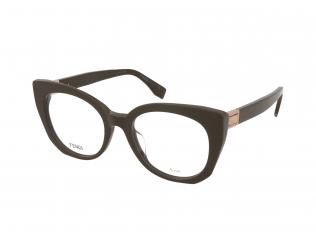 Cat Eye okvirji za očala - Fendi FF 0272 09Q