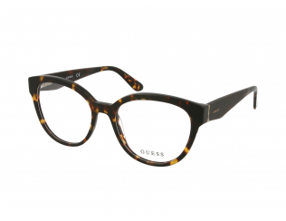 Oval / Elipse okvirji za očala - Guess GU2651 052