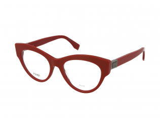 Cat Eye okvirji za očala - Fendi FF 0273 C9A