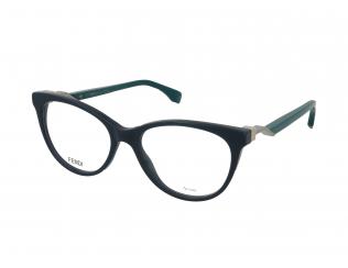 Cat Eye okvirji za očala - Fendi FF 0201 4BE