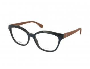 Cat Eye okvirji za očala - Fendi FF 0044 MHH