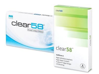 Clear 58 (6leč)