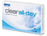 kontaktne leče - Clear All-Day