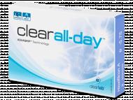 Kontaktne leče Clearlab - Clear All-Day (6leč)