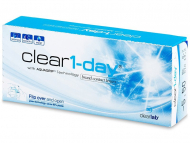 Kontaktne leče Clearlab - Clear 1-Day (30 leč)