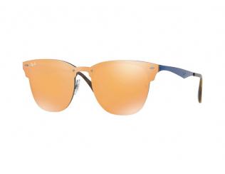 Browline sončna očala - Ray-Ban BLAZE CLUBMASTER RB3576N 90377J