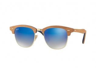 Browline sončna očala - Ray-Ban CLUBMASTER (M) RB3016M 11807Q