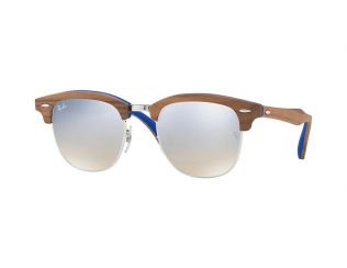 Browline sončna očala - Ray-Ban CLUBMASTER (M) RB3016M 12179U