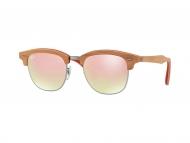 Browline sončna očala - Ray-Ban CLUBMASTER (M) RB3016M 12197O