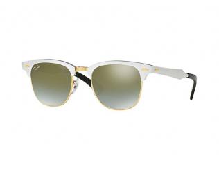 Browline sončna očala - Ray-Ban CLUBMASTER ALUMINUM RB3507 137/9J