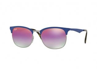Browline sončna očala - Ray-Ban RB3538 9005A9