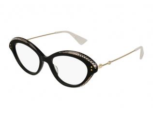 Extravagant okvirji za očala - Gucci GG0215O-001
