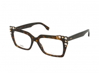 Fendi okvirji za očala - Fendi FF 0262 086