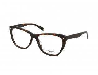 Cat Eye okvirji za očala - Polaroid PLD D337 N9P